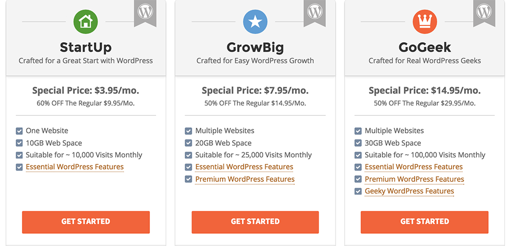 siteground-wordpress-plans