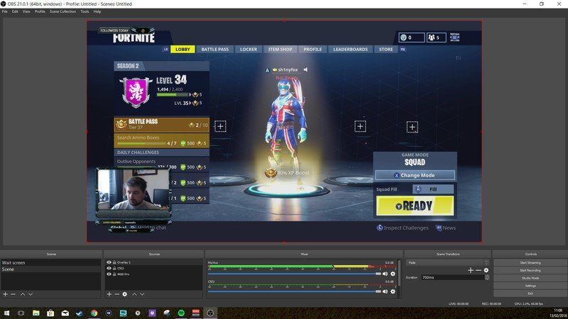 How to Stream with OBS on Twitch
