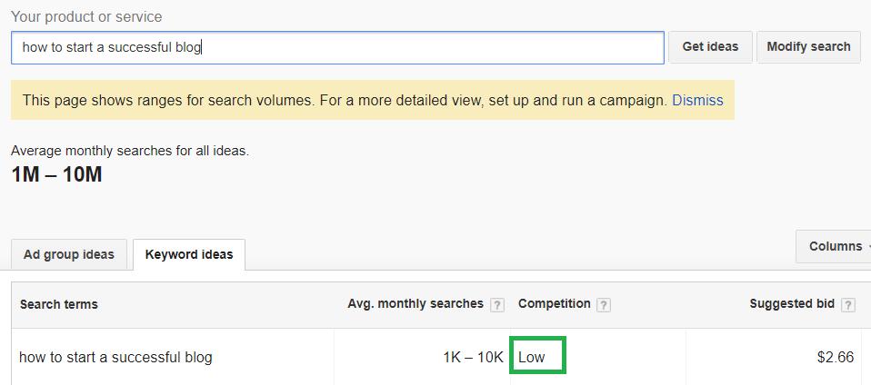Google-keyword-planner-for-blogging