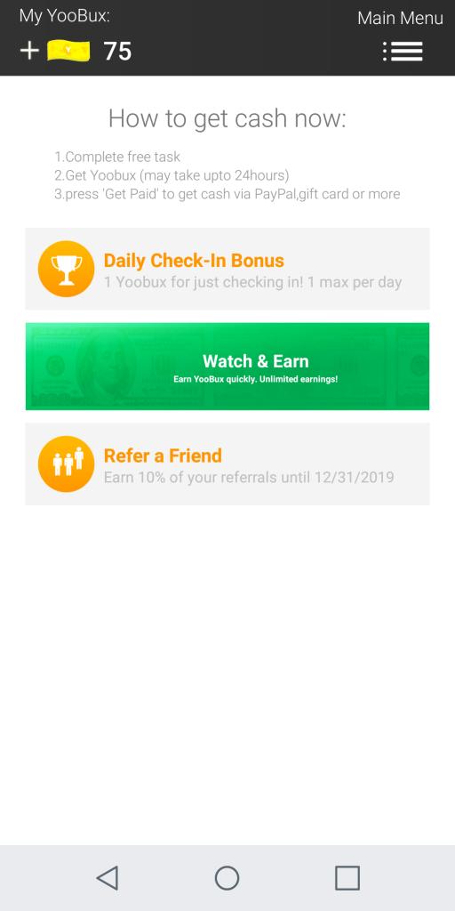 YooLotto App
