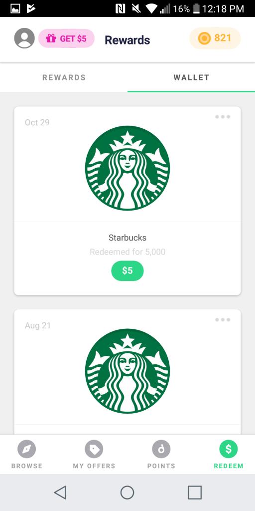 Drop Passive Income App