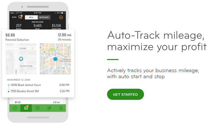 hurdlr mileage tracking app