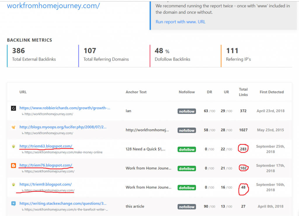 pbn backlink research