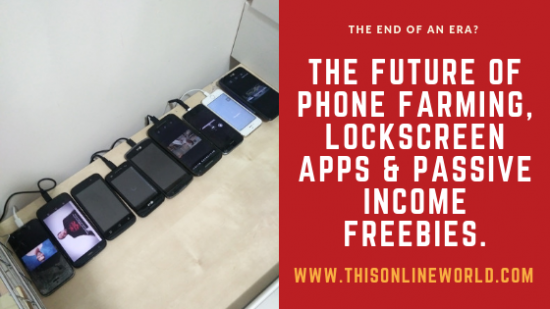 future of phone farming