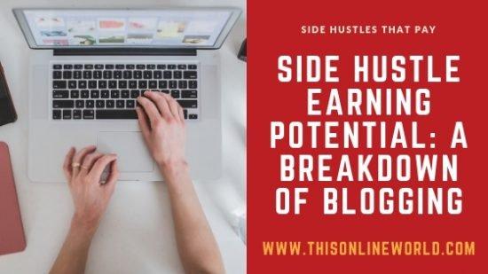 Side-hustle-earning-potential