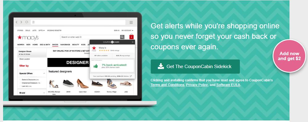 couponcabin-sidekick-extension