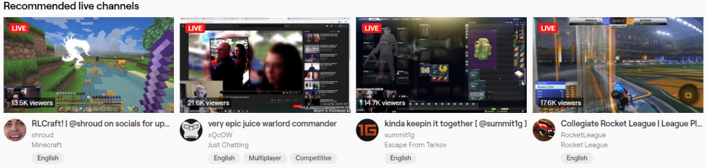 twitch-livestreaming