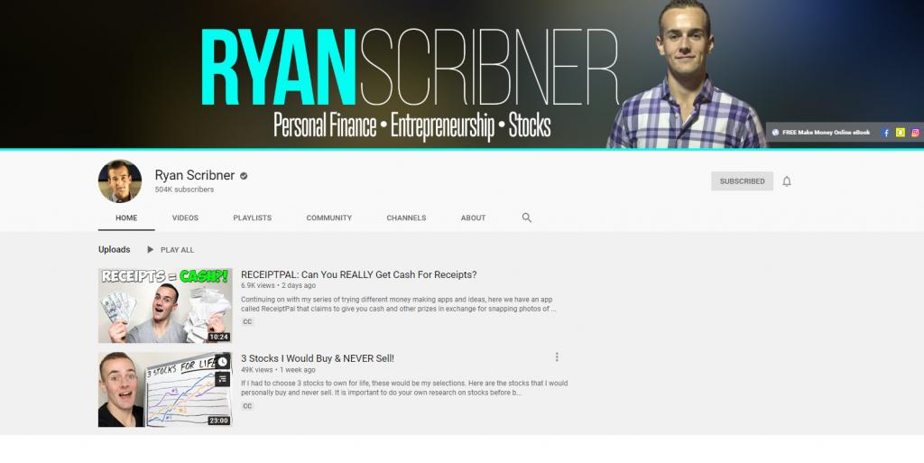 Ryan-Scribner-YouTube