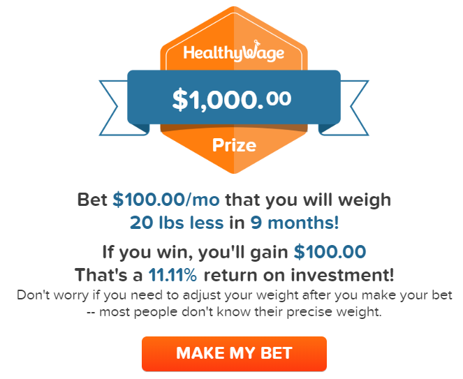 HealthyWage-Bet