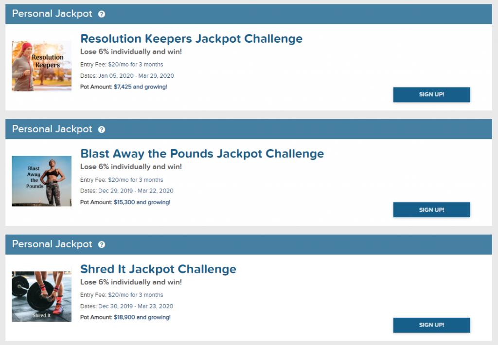 HealthyWage-Jackpot-Challenges