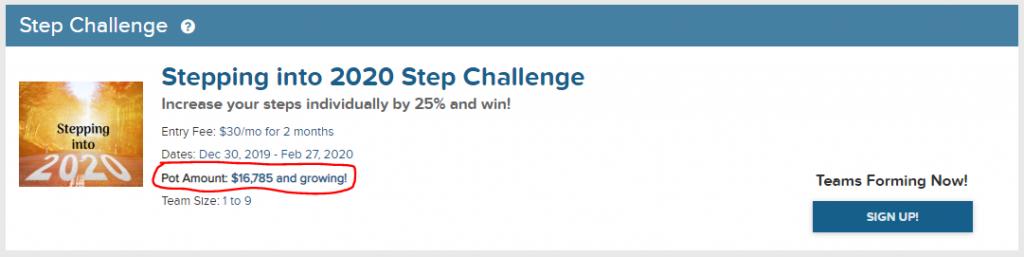 HealthyWage-Step-Challenge
