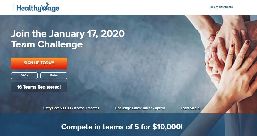HealthyWage-Team-Challenge