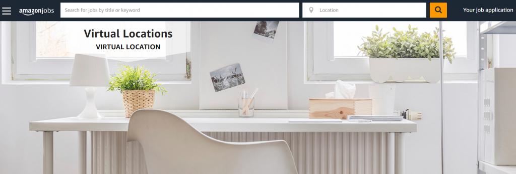 Amazon-virtual-location-jobs