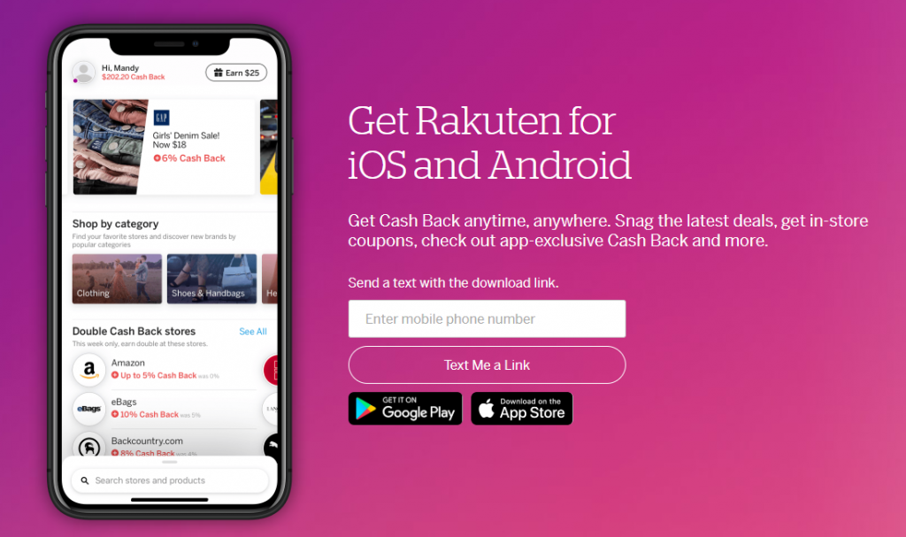 Rakuten-app