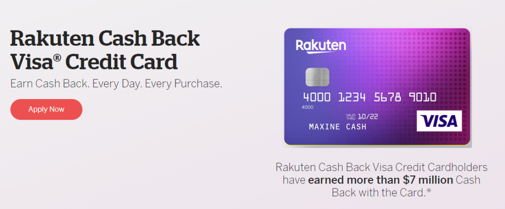 Rakuten-credit-card