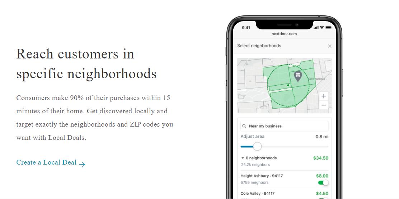 Nextdoor-local-deal
