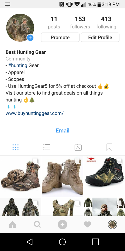 Dropshipping-with-Instagram