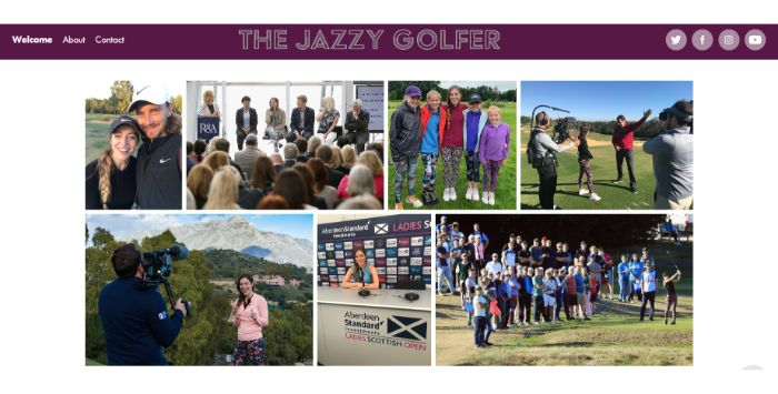 The-Jazzy-Golfer