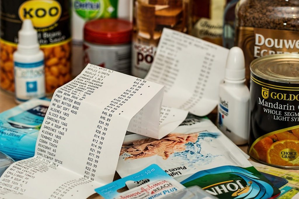 grocery-receipts