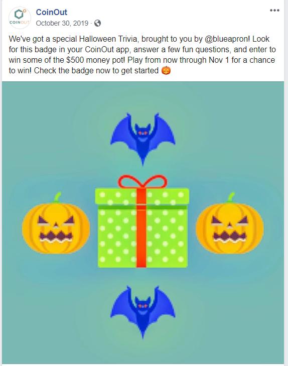 CoinOut-Trivia