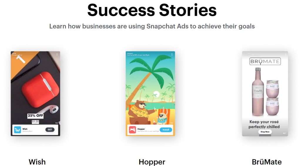 Snapchat-ads-success-stories